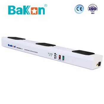 BAKON BK5900-III 3 Fans Overhead static ionizer air blower,static electricity eliminator