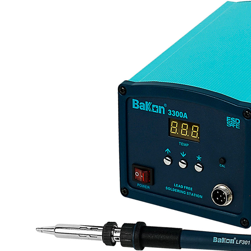 Bakon 150w adjustable temperature controlled soldering station